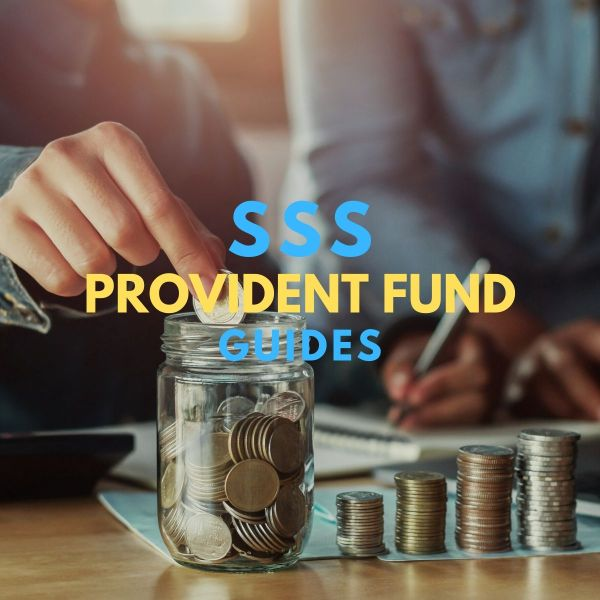 sss provident fund guides for employees, self employed voluntary ofw members