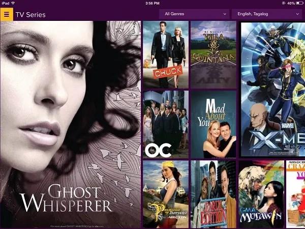 hooq globe unlimited movies