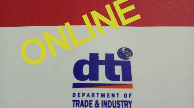Online Business: Dti Online Business Name Registration