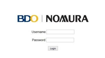 How to Open BDO Nomura Account Online