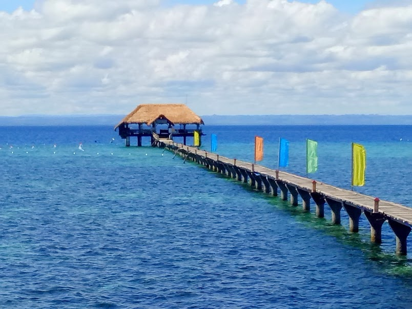 how to go to nalusuan island from mactan airport