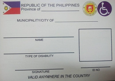 How To Get Pwd Id Card Latest Requirements Procedures