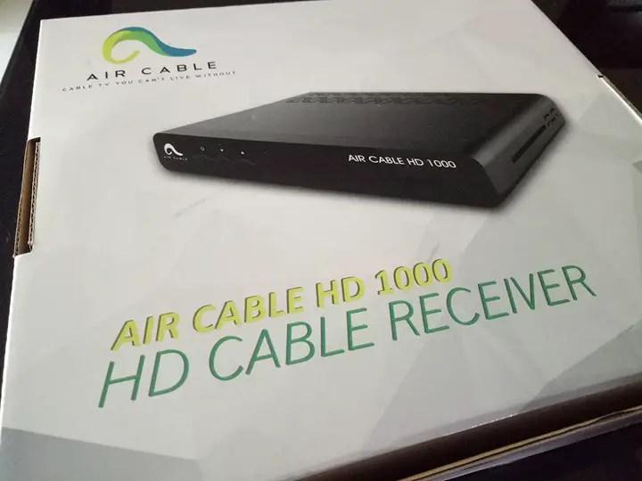 converge air internet cable bundle plans