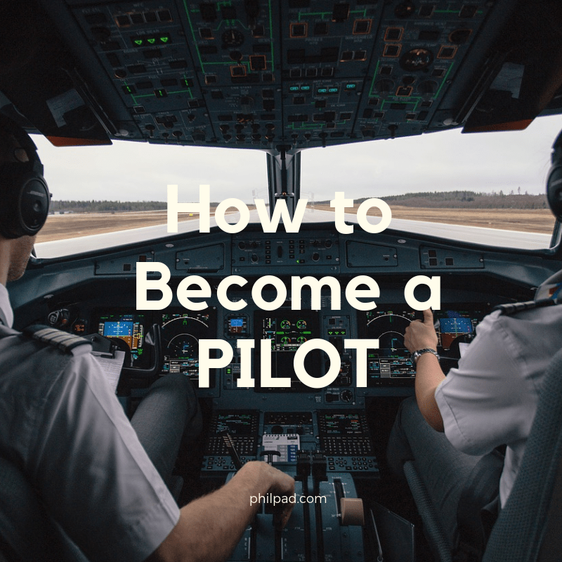 how to become pilot in the philippines