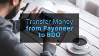 how to transfer money from payoneer to bdo