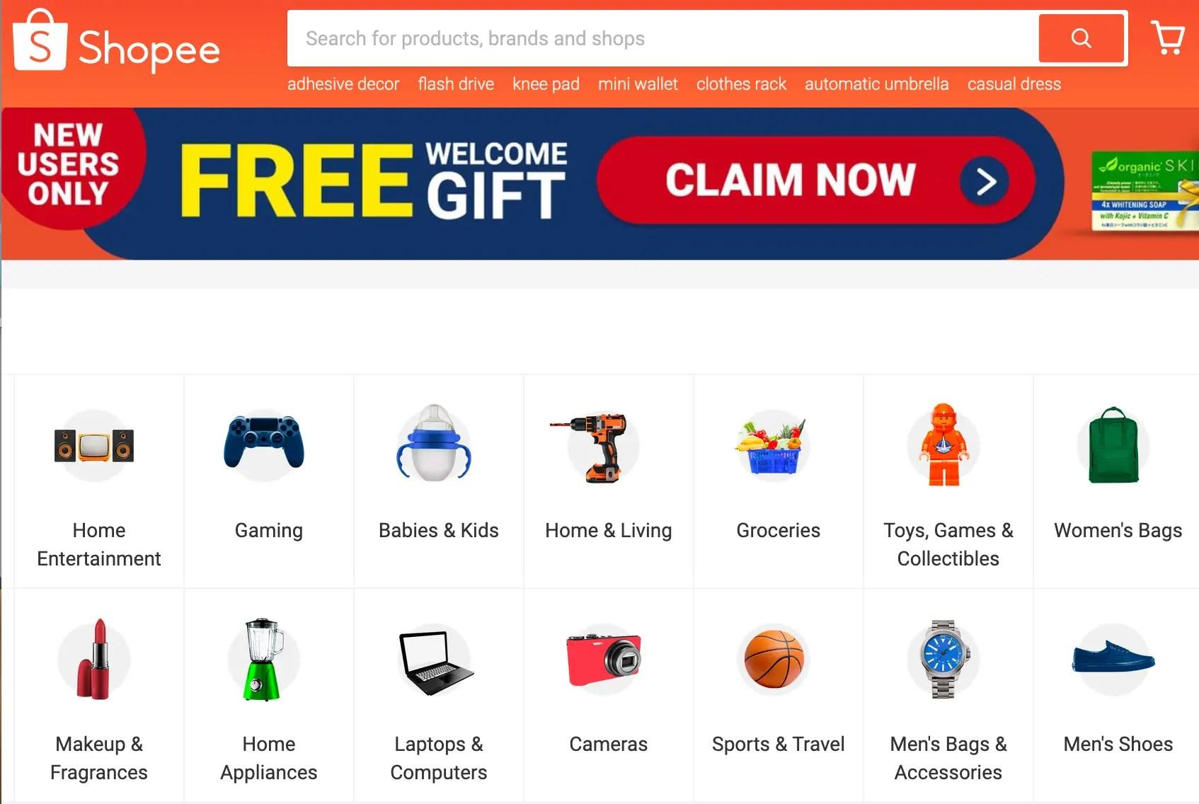 famous online shop philippines