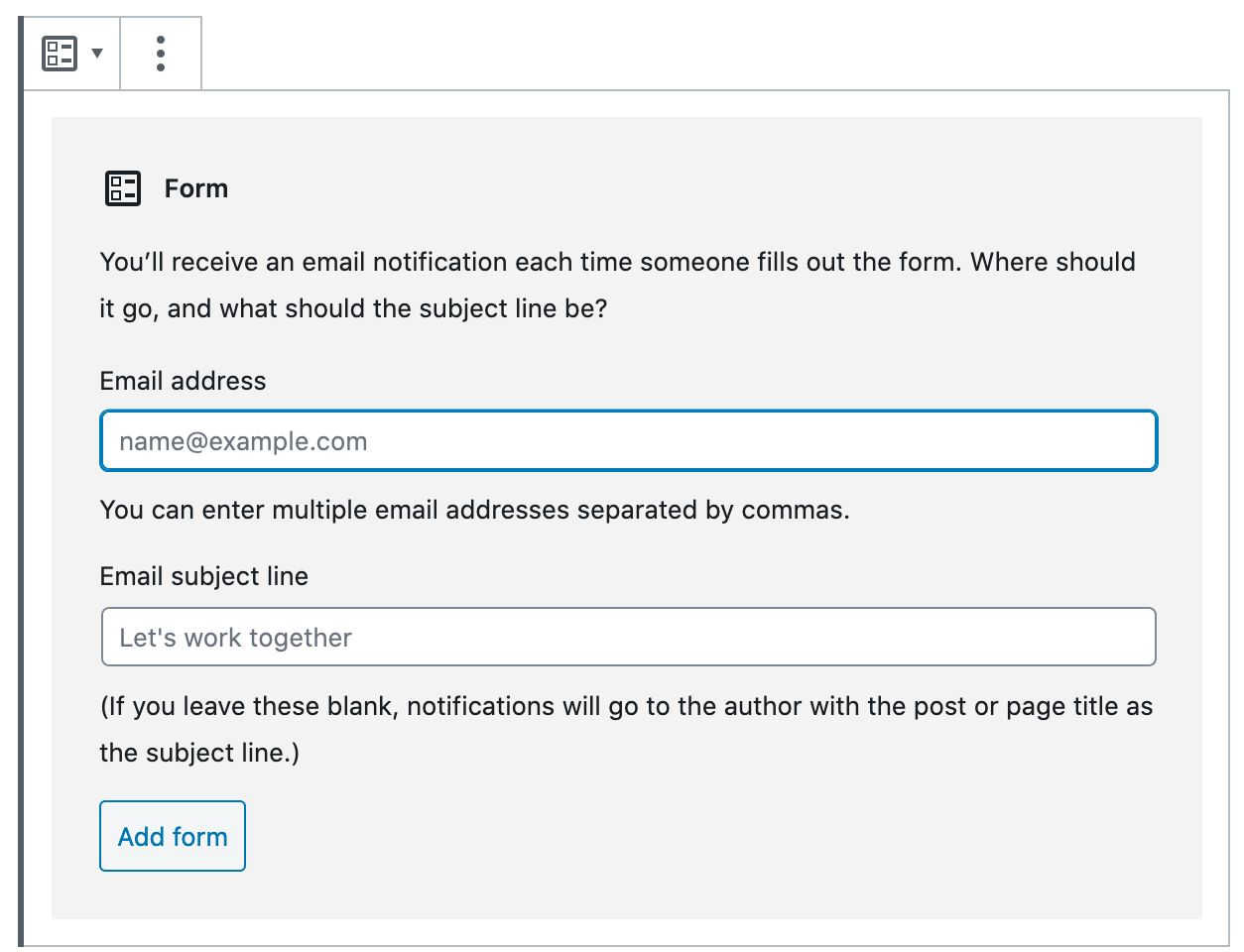 add contact form 7 wordpress