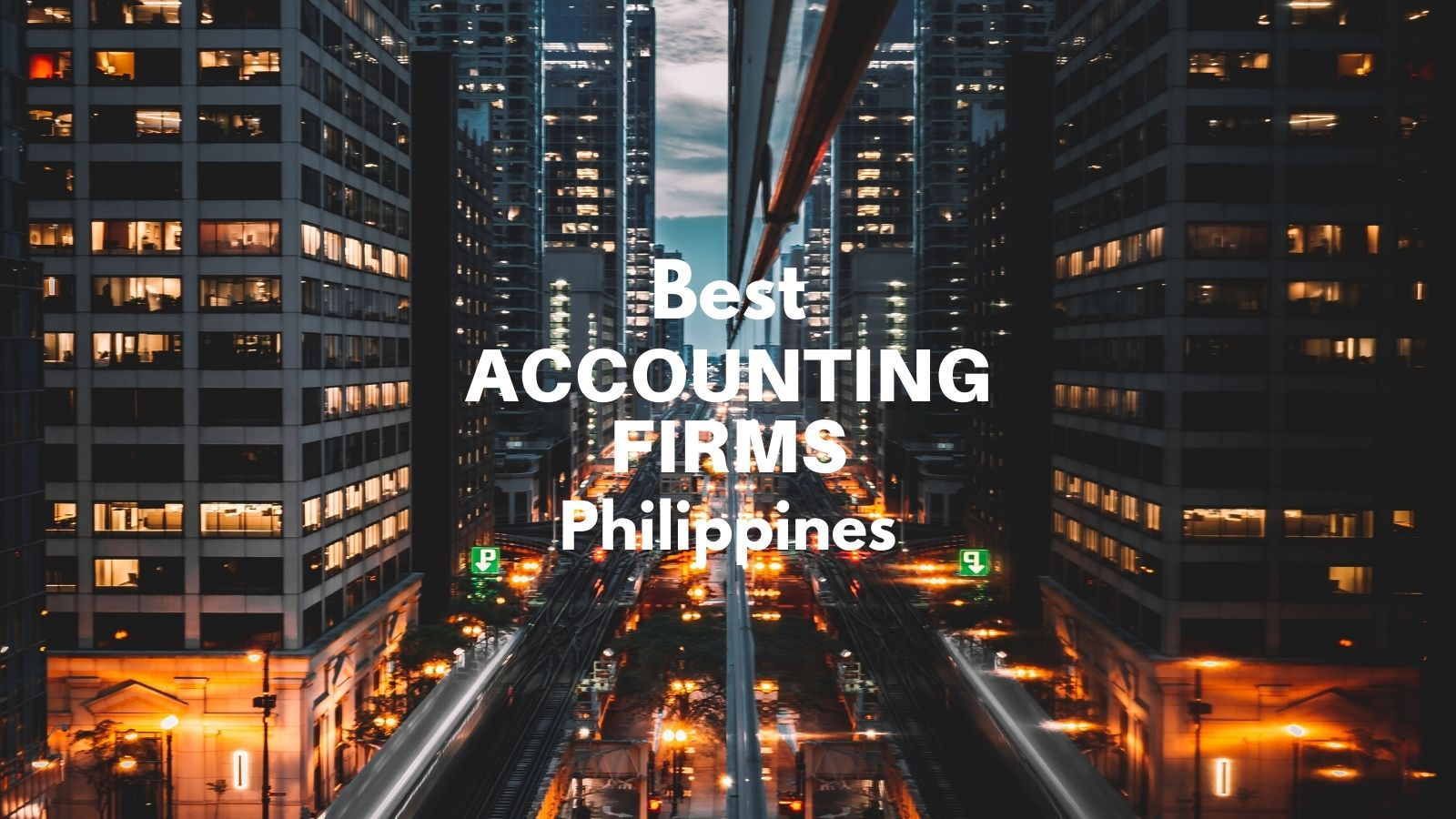 best accounting firms philippines