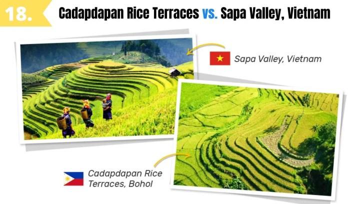 cadapdapan rice terraces bohol