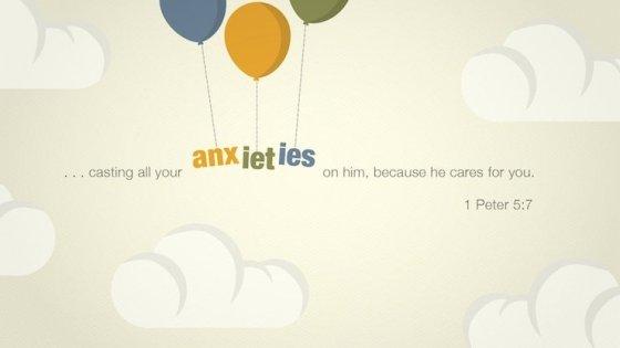 Verse of the Week: 1 Peter 5:6-7