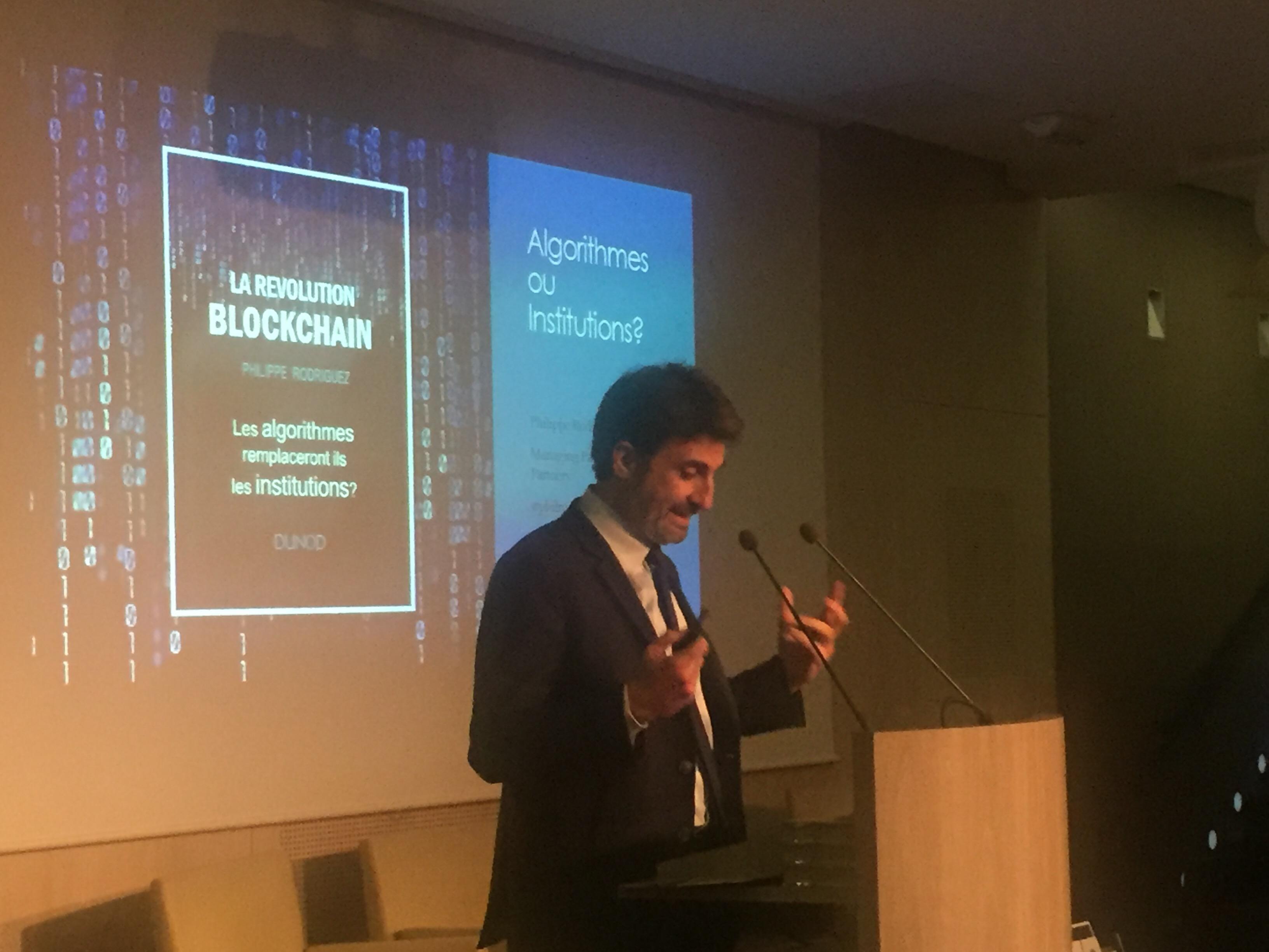 Remise du prix Generation Blockchain