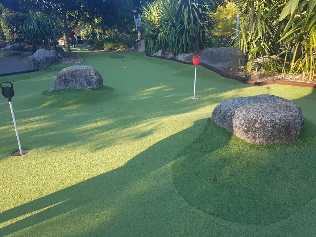 Victoria Park Golf – Putt Putt (Activity)