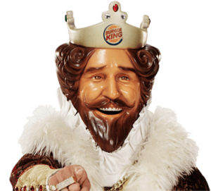 Creepy Burger King Guy