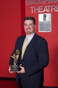 Phil Wrzesinski with Entrepreneurial Vision Award