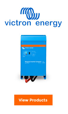 Victron Energy Off Grid Solar Products