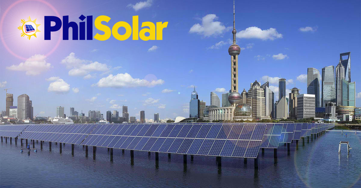 china is worlds biggest solar power producer