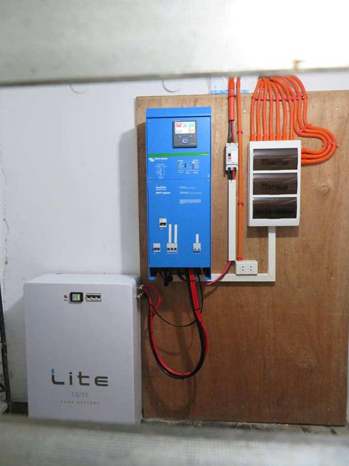 Freedom Won battery and Victron Inverter Philippines
