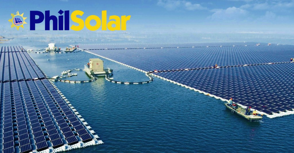 worlds largest floating solar power plant china