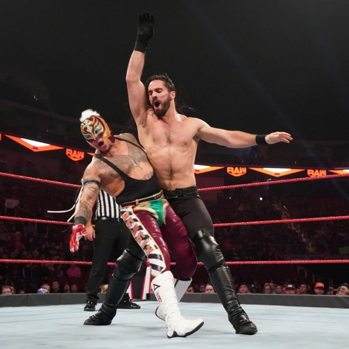 WWE Summer Slam 2020 - Rey Mysterio Resigning Contract to WWE