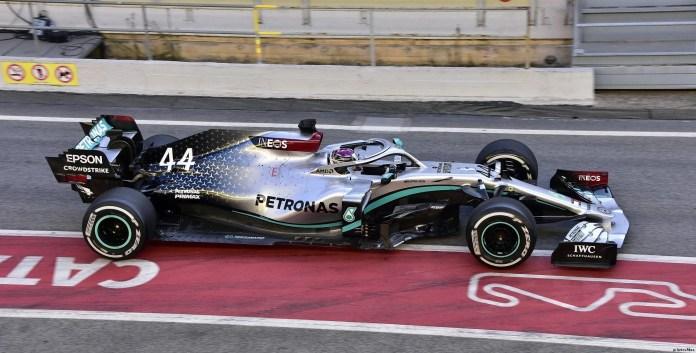 Formula 1 - Mercedes