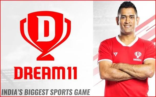 Dream11 - MS Dhoni
