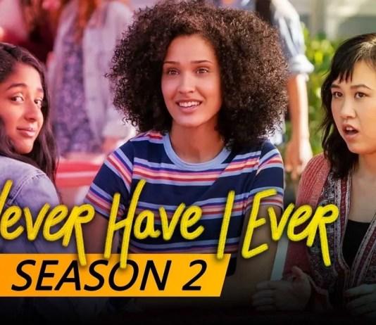 Never Have I Ever Season 2