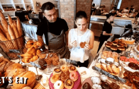 Crazy for pastries at Wildflour Bakery