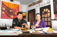 Valentine's recipes with chef Gino Gonzales