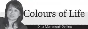 Dina Delfino Colours of Life