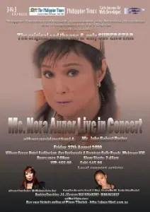 Nora Aunor Live in Concert