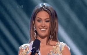 Miss Australia Jesinta Campbell