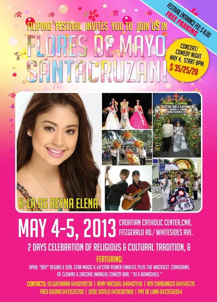 Filipino Festival in May - Philippine news