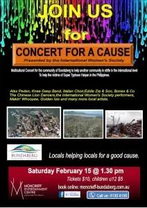 Bundaberg concert