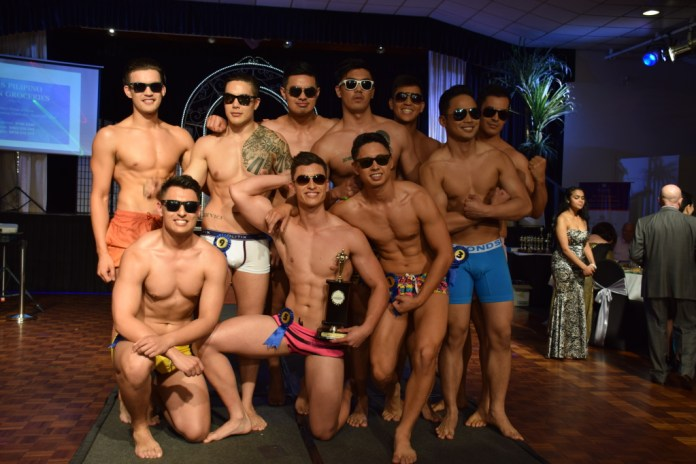Mister Philippines 2014: It's raining men!