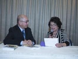 Norma Serrano gives tribute to Asuncion.