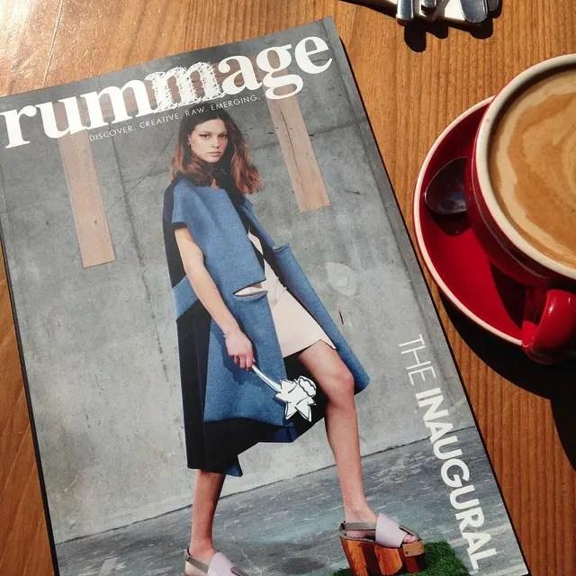 photo credit Rummage Magazine