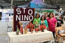 Supporting Sto Nino