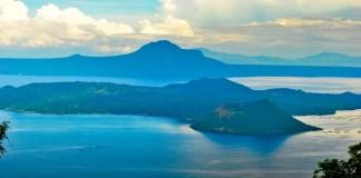Taal Volcano by Alex Rebosa