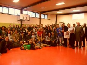 Group photo during the First General Assembly of CFC-FFL Melbourne with Servant General Frank Padilla.