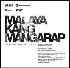 Malaya Kang Mangarap