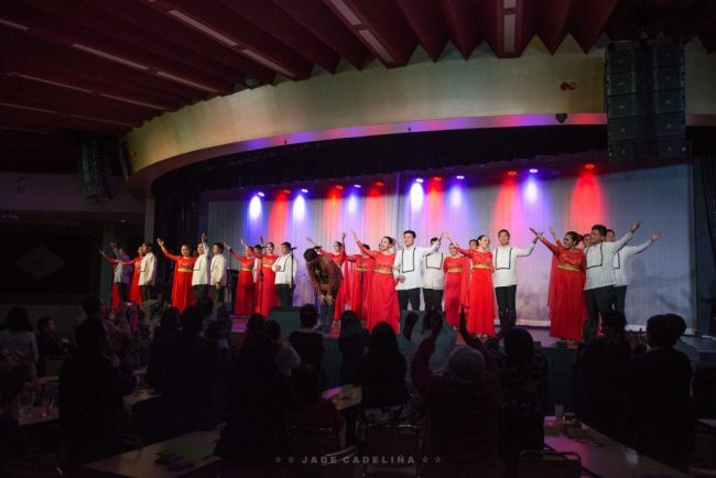 UST Singers | Photography: Jade Cadelina