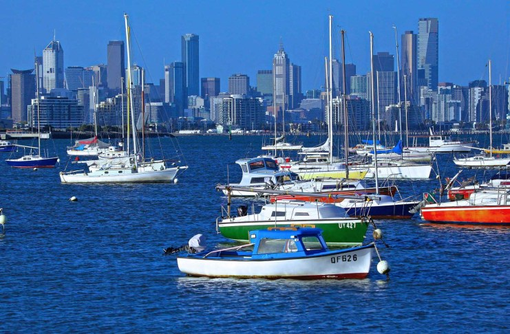 Melbourne to be Australia's largest city by mid-2030s