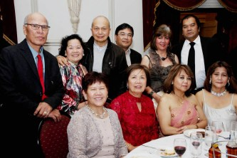 Early Filipino migrants reunion in Victoria Photo by Eddie Escall