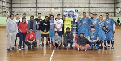 SEAPBL with Talyer Auto's Ryry and Pin Rutaquio