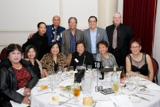 Early Filipino migrants reunion in Victoria. Photo by Eddie Escall