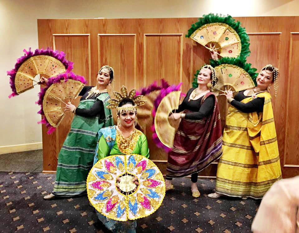 Hiyas Dance Troupe at FCCVI PAFI Independence Day Ball (Photo by Fred Jover)
