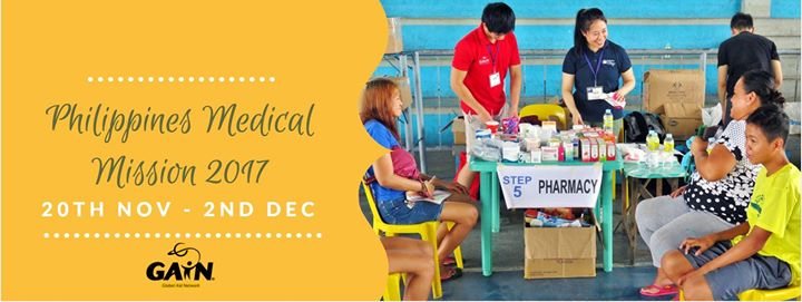 Philippines Medical Mission 2017