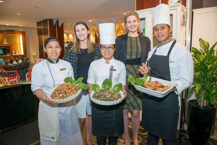 Philippine Food Festiva in Sydney 9
