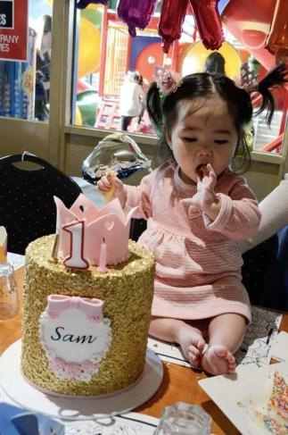 Samantha Cook's 1st Birthday (PHOTO: Jen Jazz)