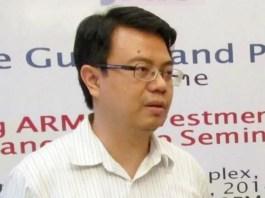 Ishak Mastura, chair of ARMM